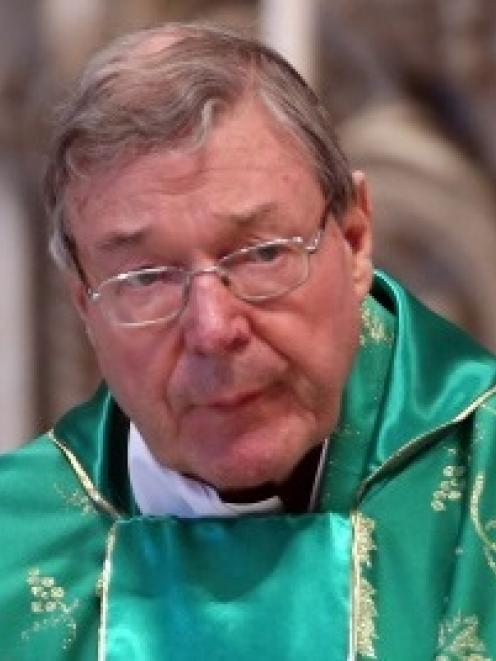 Cardinal George Pell. Photo: Getty Images