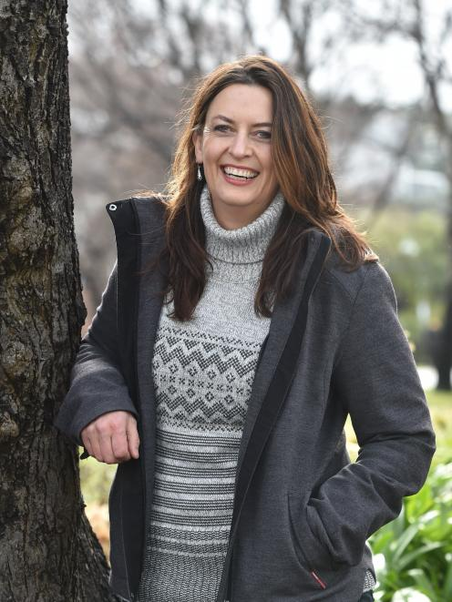 Sir Arthur Ward award recipient Julie Everett-Hincks is studying law at the University of Otago....