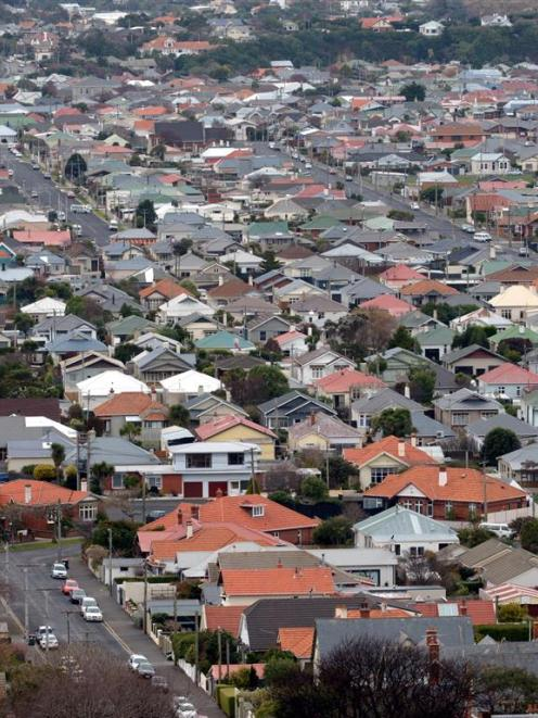 The Government has been asked to help with the challenges facing low-lying South Dunedin. PHOTO:...