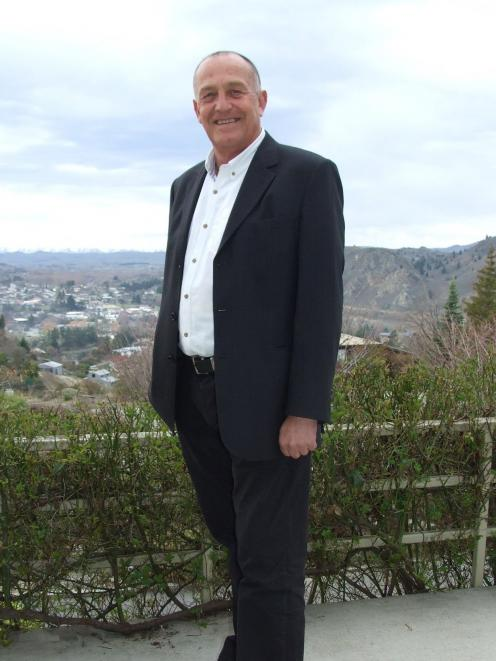 Martin McPherson.