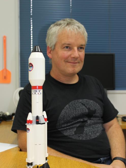 Bodeker Scientific director Greg Bodeker. Photo: Jono Edwards