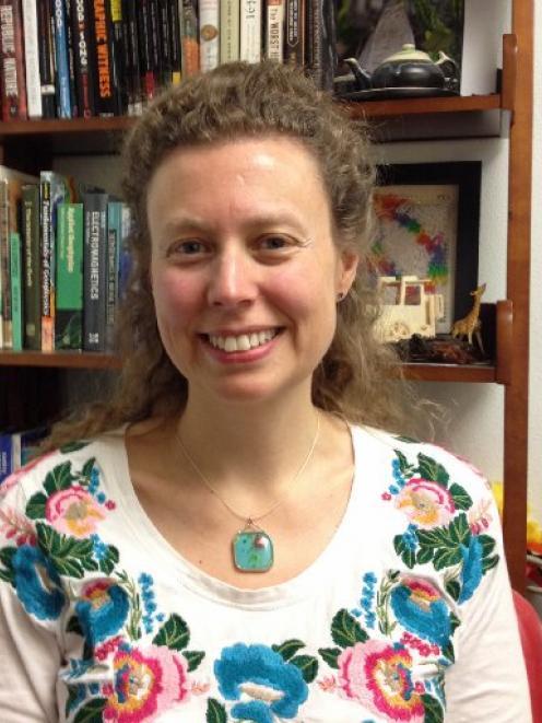 Christina Hulbe