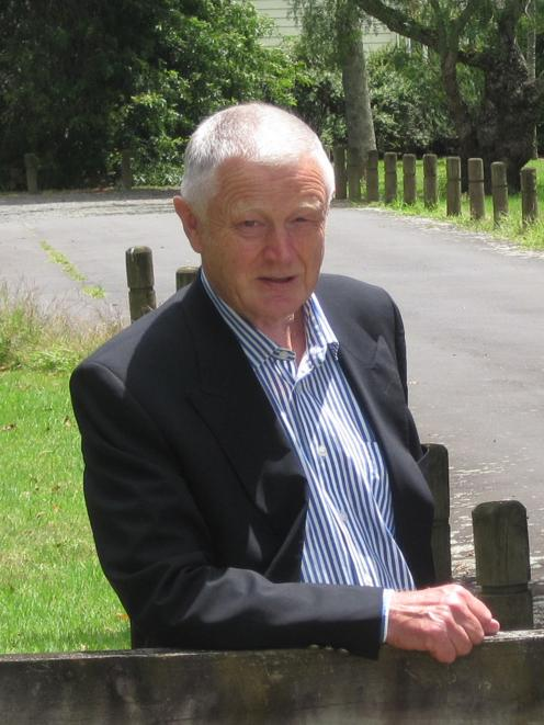 Former Cadbury marketing manager Mike Groves. Photo: supplied.
