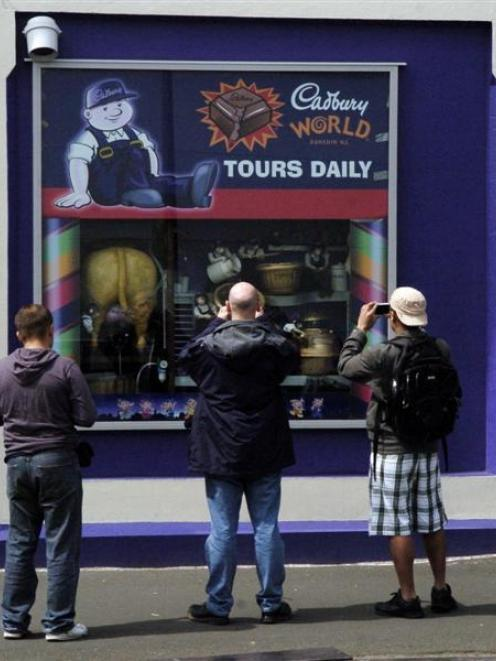 Cadbury World attracts around 110,000 visitors a year. Photo ODT