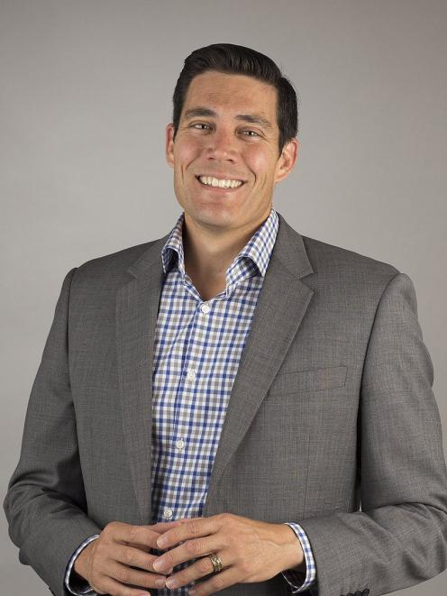 Devin Deen, who is director of data and analytics at Enterprise IT, in Auckland, says social...