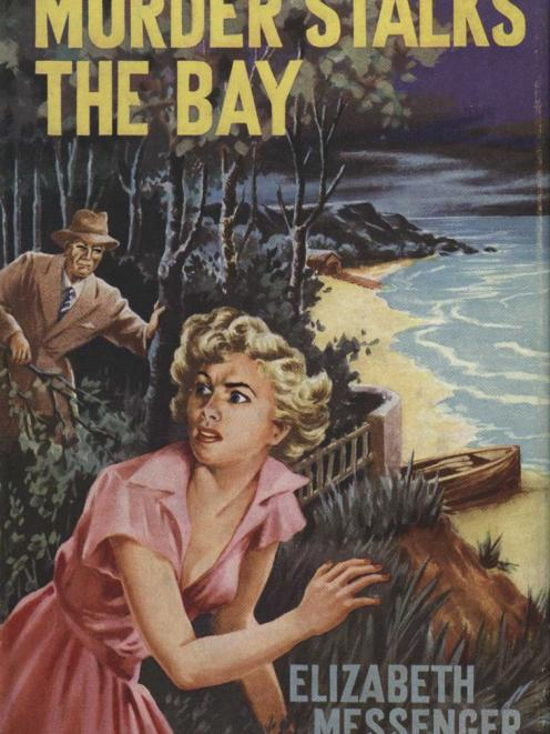 Murder Stalks the Bay, 1958 (from Authors in Crime), by Elizabeth Messenger