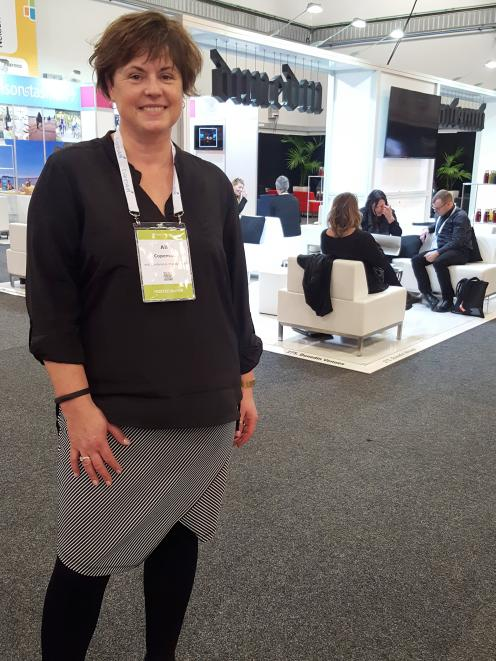Dunedin's Ali Copeman, Conventions and Incentives New Zealand Approved Professional Conference...