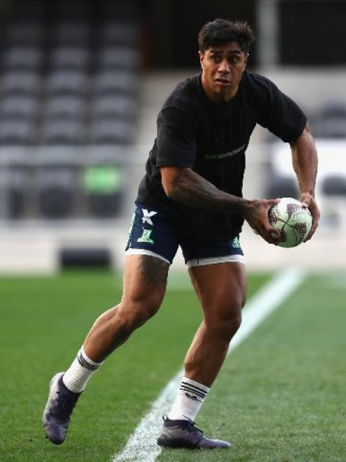 Malakai Fekitoa is leaving the Highlanders. Photo: file