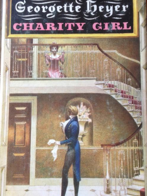 Cherry in Georgette Heyer's Charity Girl was sent to school in Bath.