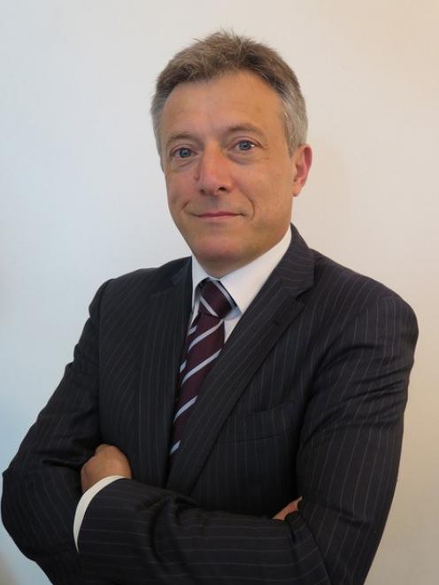 Dr Richard Fletcher. Photo: Supplied