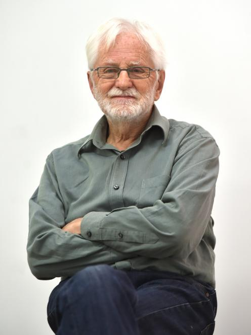 Peter Stupples, who is retiring as senior lecturer in art history and theory at the Dunedin...