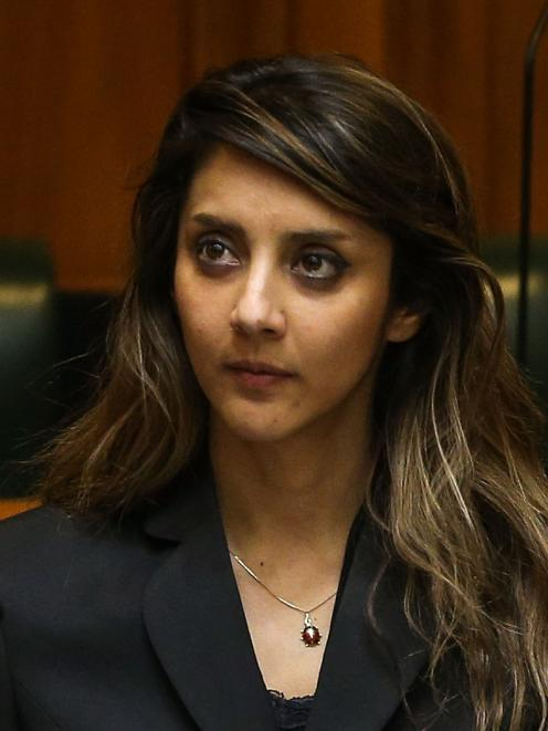 Golriz Ghahraman. Photo: Getty
