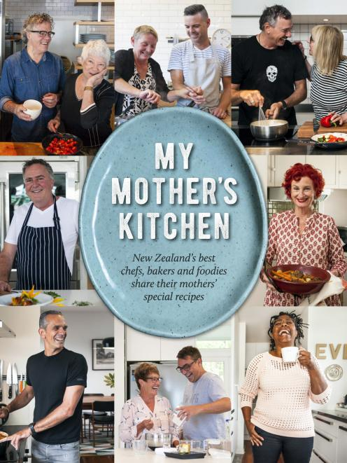 My Mother's Kitchen, compiled by Christian Kasper, photographs by Kelly Lindsay, Potton & Burton,...