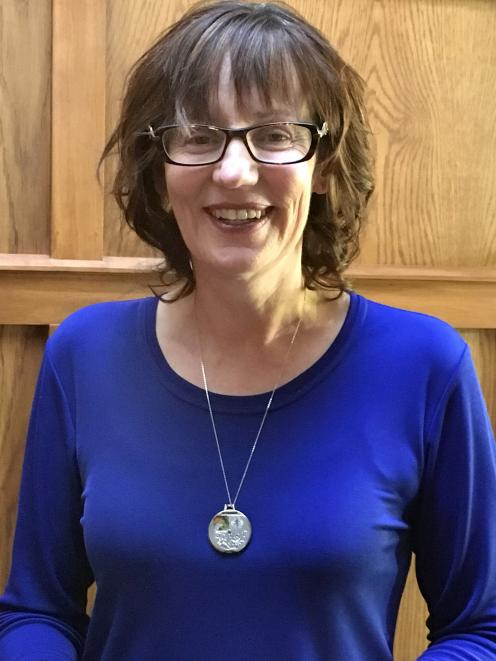 Otago-Southland Employers  Association chief executive  Virginia Nicholls