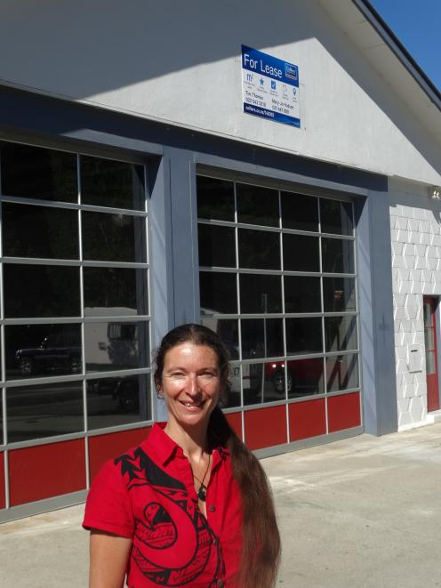 Florence Micoud is hoping to raise enough funds over the next week to purchase the lease for the...