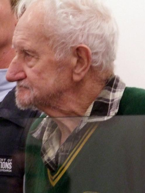 Murray Kannewischer was jailed for eight years for two decades of abuse. PHOTO: ROB KIDD