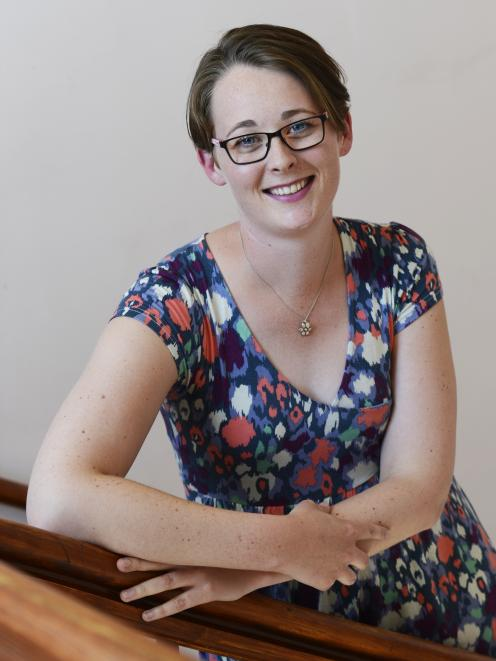 Georgia Andrews wants more public understanding of issues facing intersex people. Photo: Gerard O...