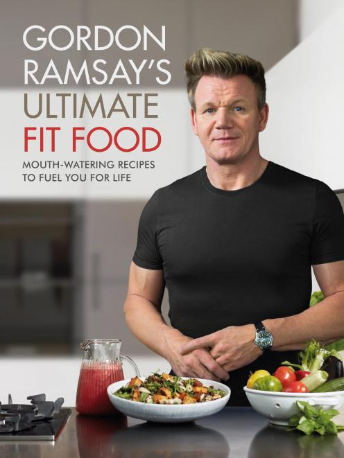 Gordon Ramsay's Ultimate Fit Food, by Gordon Ramsay, published by Hodder & Stoughton, RRP $49.99.