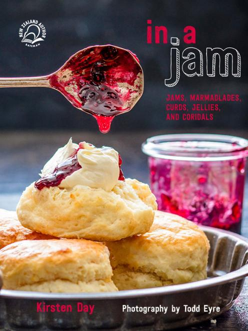 In A Jam: Jams, Jellies, Curds and Cordials, by Kirsten Day, published by Bateman Books, $29.99.