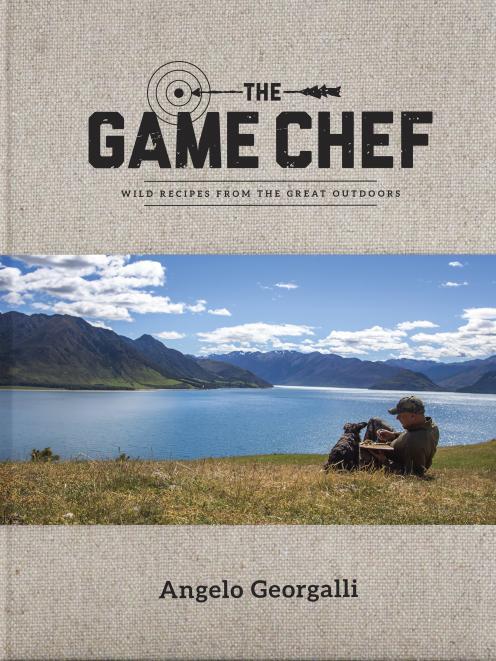The Game Chef by Angelo Georgalli, Beatnik Publishing, RRP 44.99, beatnikshop.com