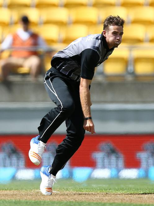 Tim Southee. Photo Getty