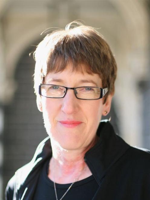 Louise van de Vlierd.