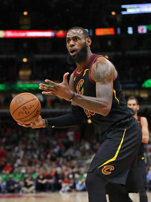 A street in Otematata could be named after NBA star LeBron James. Photo: Getty Images