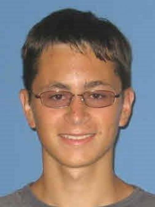 Texas blast suspect Mark Anthony Conditt. Photo:  Austin Community College via Reuters