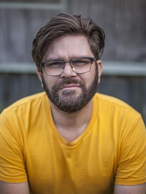 New Zealand poet Michael Steven (41) says his poetry was transformed while living in Dunedin....
