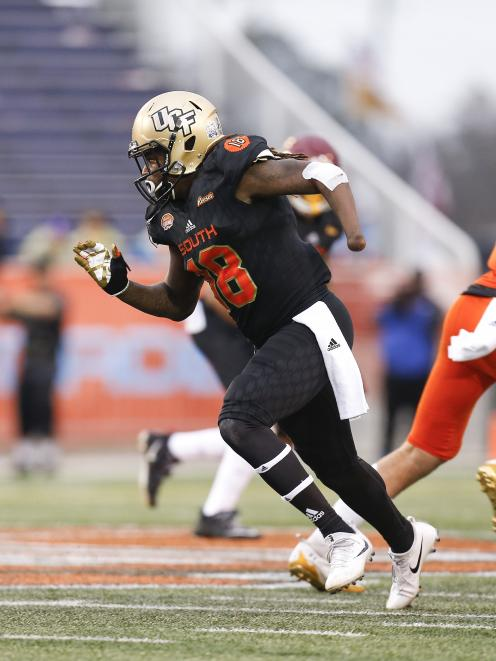 One Handed Player Goes In Nfl Draft Otago Daily Times Online News