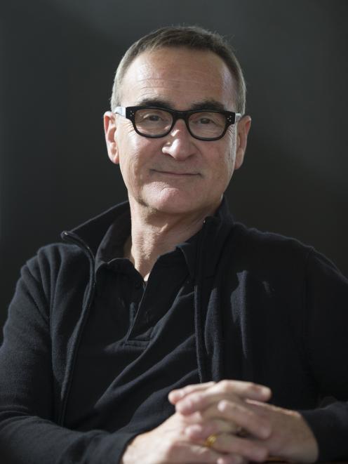 Auckland chef, columnist and MasterChef New Zealand judge Ray McVinnie. Photo: The New Zealand Herald