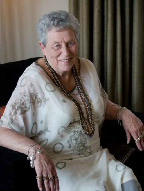 Easy-going woman with a heart of gold, Norma Piner, in 2010. PHOTO: SUPPLIED