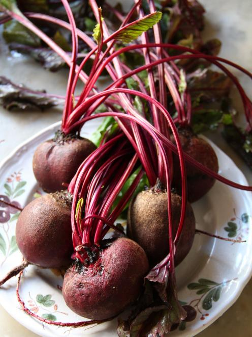 Eaten freshly grated or cooked, beetroot is rich in fibre, something not obtainable in the processed form. Photo: Supplied