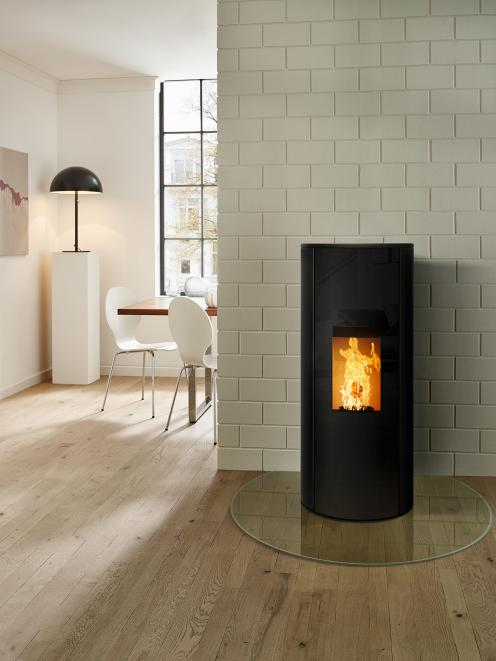 Rika pellet fire owners are very happy indeed this winter.