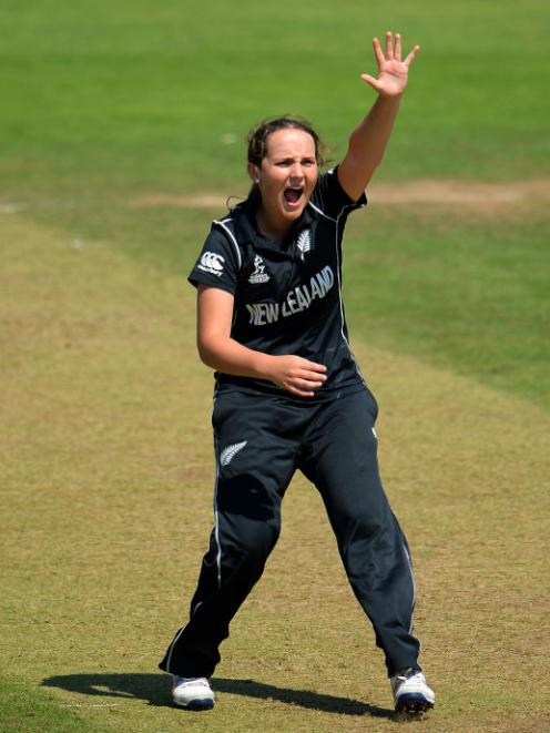Amelia Kerr had a stunning day against Ireland, posting a world record score with the bat then...