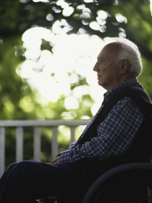 Financial abuse is one of the more prevalent forms of elder abuse in New Zealand. Photo: Getty...