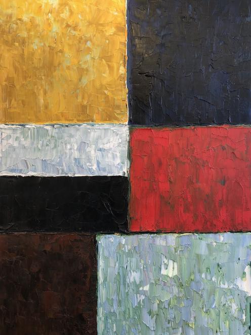 Plain Song Working Surfaces — Landscape, by  J.S. Parker.