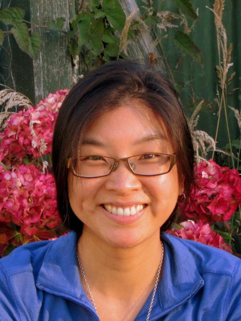 Mei-Ling Blank