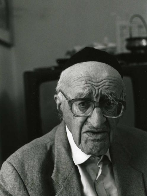 Yeshayahu Leibowitz. PHOTO: WIKIMEDIA COMMONS