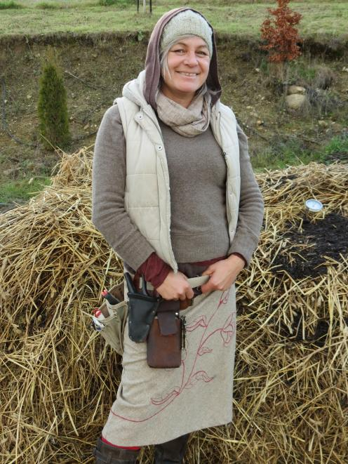 As one of the conveners of the New Zealand Biodynamic Association's conference, which was held in Clyde and Wanaka, Su Hoskin, of Cromwell, was delighted by how well the event went last month. Photo: Yvonne O'Hara