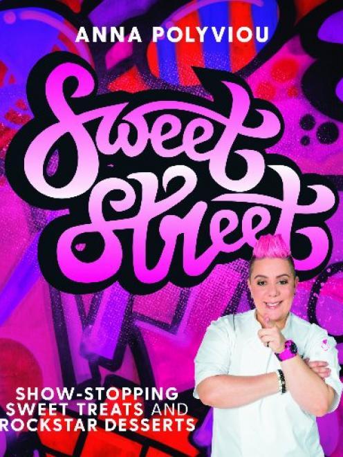 Sweet Street, by Anna Polyviou, published by Murdoch Books, distributed by Allen & Unwin,  $45