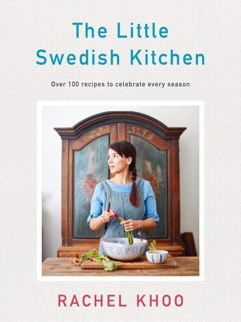 The Little Swedish Kitchen, by Rachel Khoo, published by Michael Joseph, RRP $55.