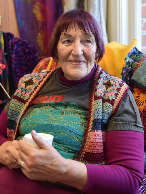 Julia Aranui-Faed, former psychiatrist and Medical Superintendent of Cherry Farm Hospital, says she is grateful for the whole of her life, even the rough patches. Photo: Gregor Richardson