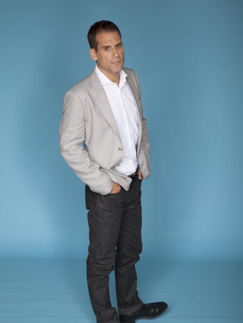 Greg Boyed. Photo: TVNZ