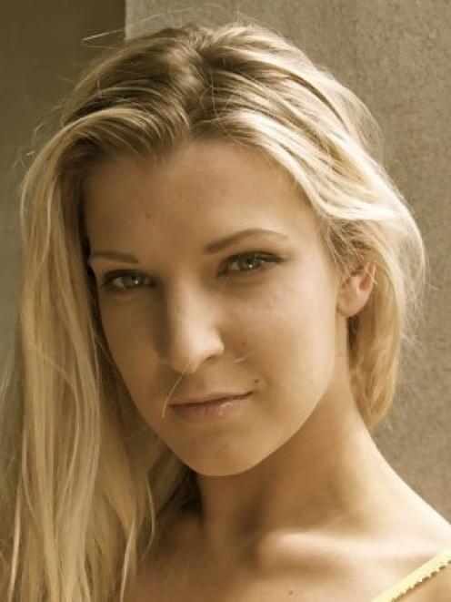 Former Dunedin dance student  Jessica Hart has a leading role in Cabaret de Paris at Christchurch...