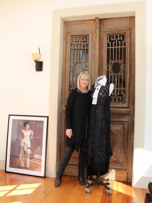 Donna Tulloch of Mild-Red in her studio/boutique. Photo: Donna Tulloch