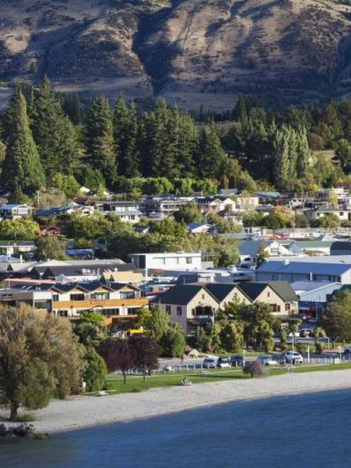 The median Wanaka rent is $550 a week - higher than many central suburbs in Wellington and...