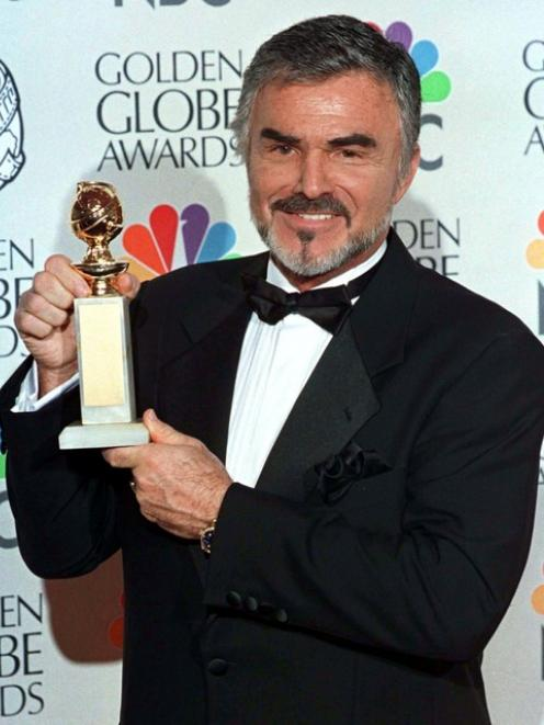 Actor Burt Reynolds (82) has died. Photo: Reuters