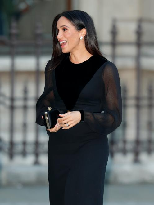 The Duchess of Sussex Opens 'Oceania' At The Royal Academy Of Arts. Photo: Getty Images