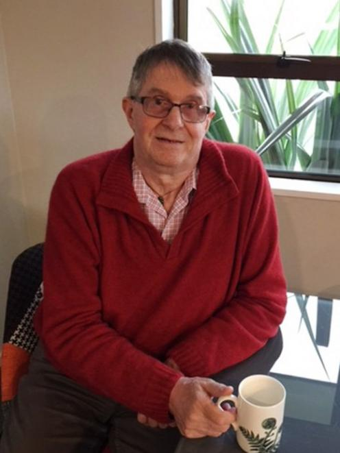 Sexual abuse victim Peter Boock now. Photos: Supplied